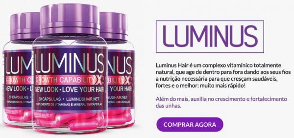 comprar luminus hair